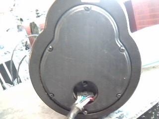 "BAZOOKA AUDIO Car Speakers/Speaker System EL8AHP 8"" SUBWOOFER"