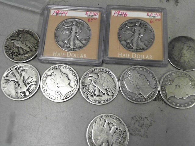 Silver-Scrap 900 Silver 118.81g