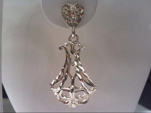 Silver Earrings 925 Silver 5.1g
