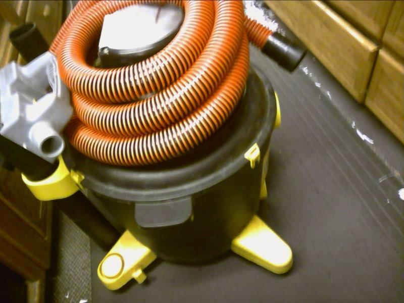 LOVE-LESS ASH Vacuum Cleaner SHOP VAC