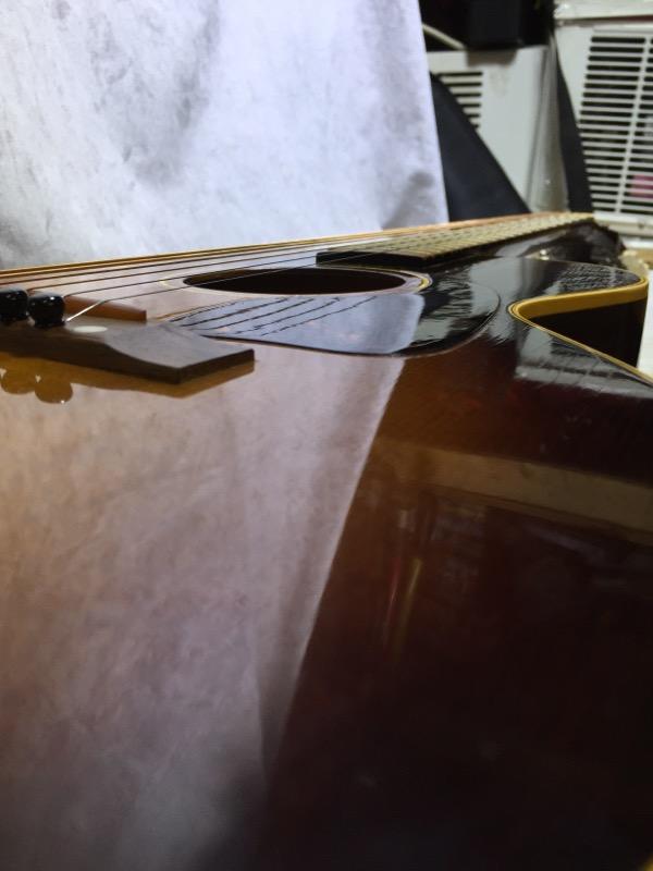 1954 GIBSON LG3 2/3 GUITAR