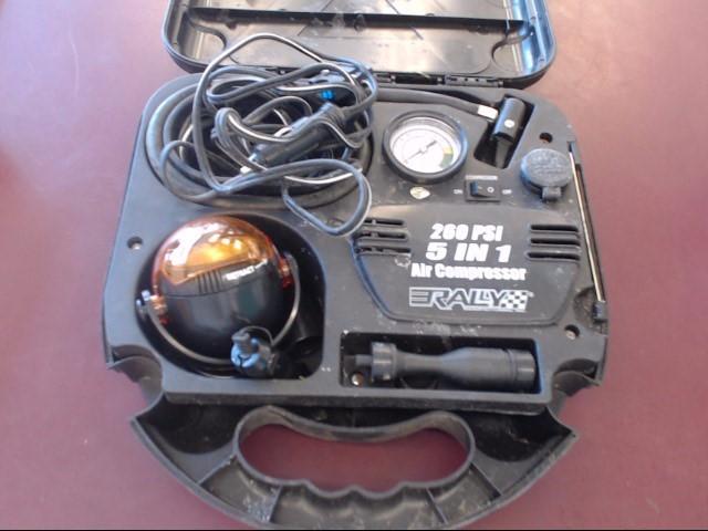 RALLYE Air Compressor 5 IN 1 PUMP