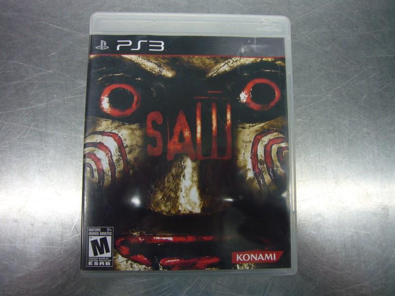 SONY PlayStation 3 Game SAW