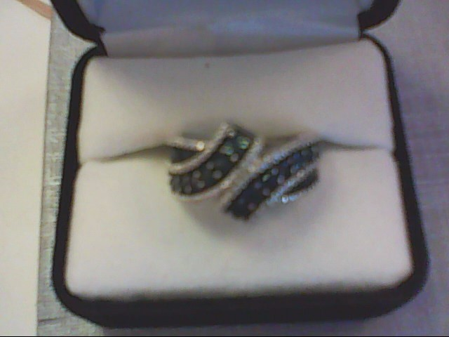 Lady's Silver Ring 925 Silver 3.8dwt