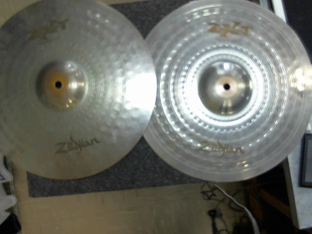 "ZILDJIAN Cymbal ZXT TITANIUM 14"" HIHAT"