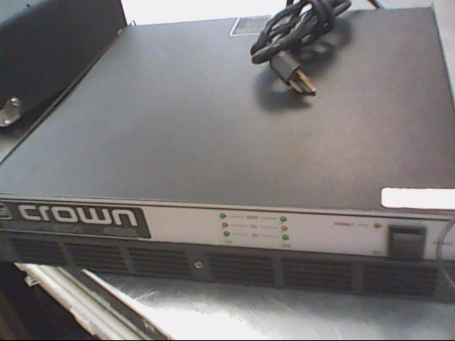 CROWN AUDIO Vintage Amplifier COM-TECH 400
