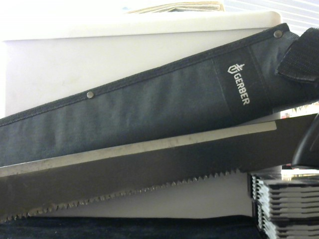 GERBER Combat Knife MACHETE