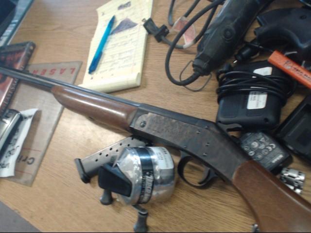 HARRINGTON & RICHARDSON Shotgun TOPPER JR 490