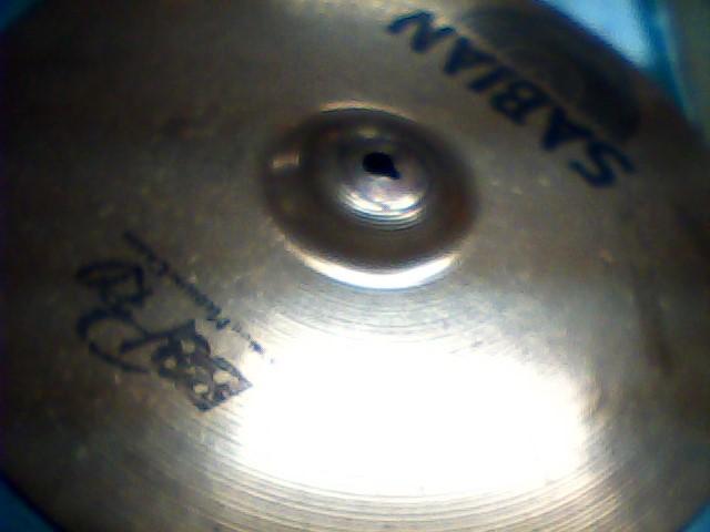 """SABIAN Cymbal 16"""" AAX STAGE CRASH"""