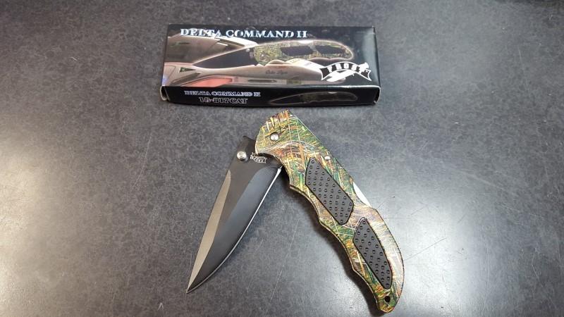 FROST CUTLERY Pocket Knife DELTA COMMAND II