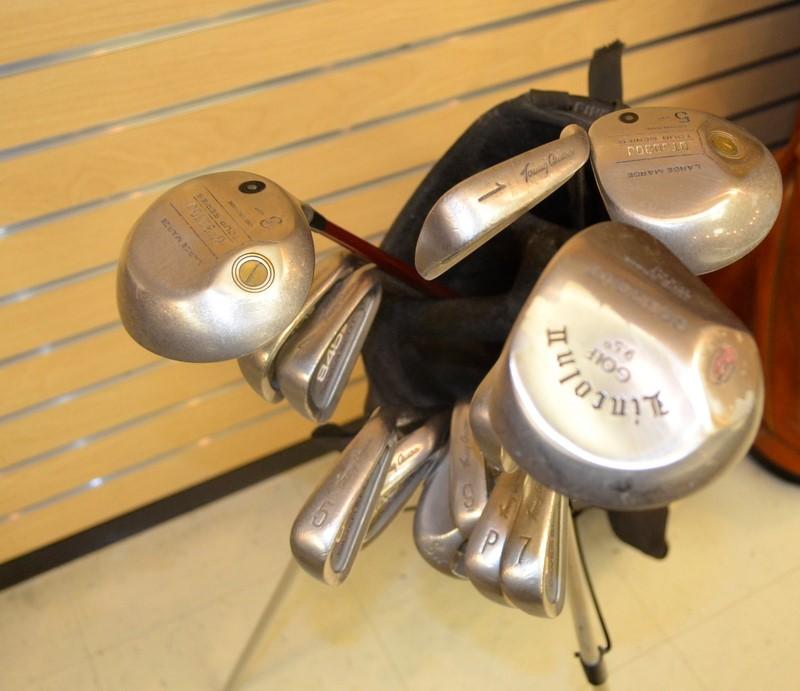 TOMMY ARMOUR Golf Club Set 845S SILVER SCOTT
