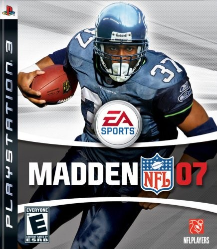 SONY Sony PlayStation 3 Game MADDEN NFL 07