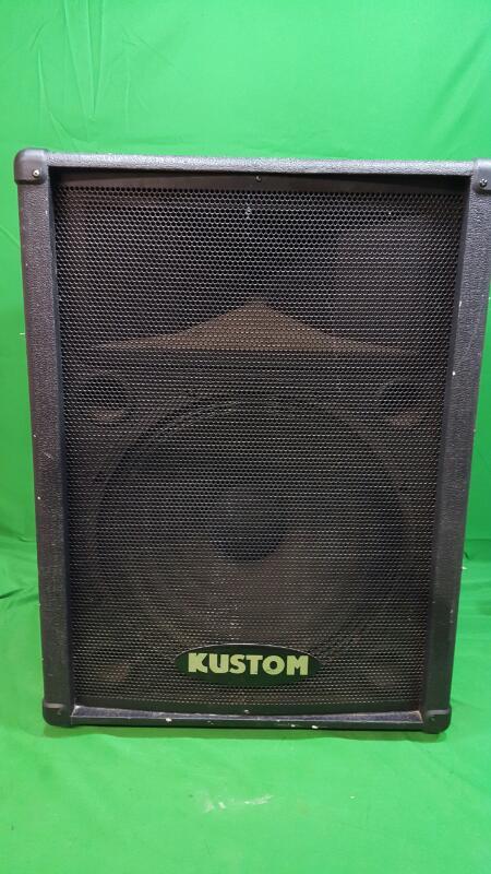 KUSTOM AMPLIFICATION Speaker Cabinet KSE15MLI SPEAKER