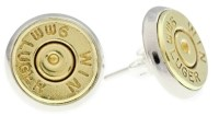LUCKY SHOT Accessories BULLET STUD EARRINGS
