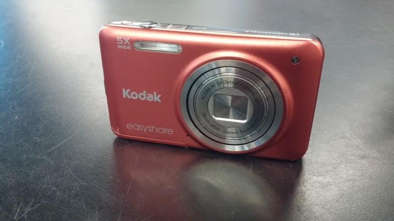 KODAK Digital Camera M5350