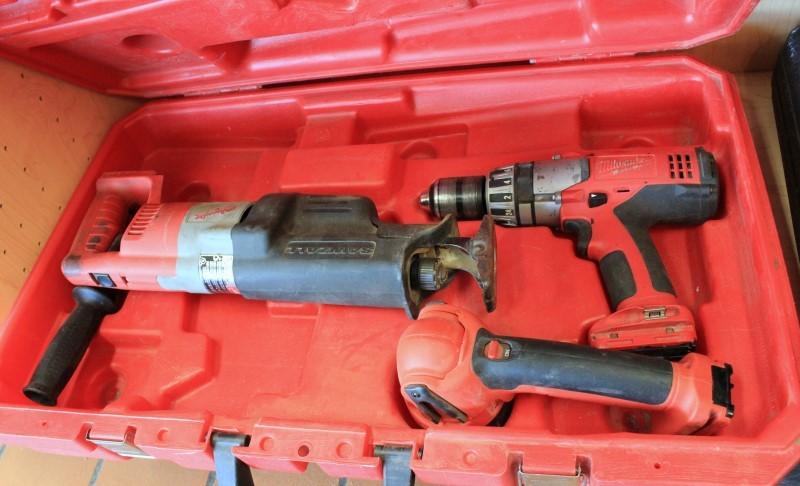 MILWAUKEE Cordless Drill 0920-24