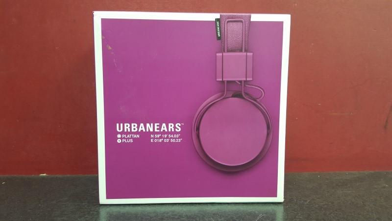 Urban Ears Plattan Folding Over The Ear Headphones