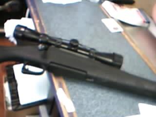 REMINGTON FIREARMS Rifle 770