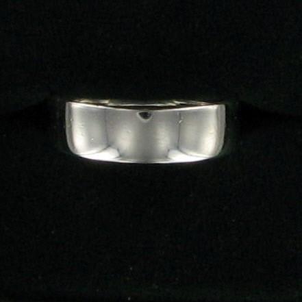 Gent's Platinum Ring 950 Platinum 7.9dwt