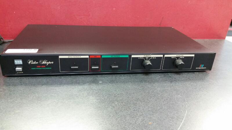 ADC Equalizer VSP-400