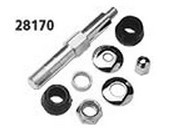 CUSTOM CHROME 28170, #54515-57; UPPER BT SHK STUD KIT 67-72