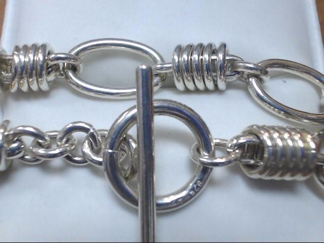 Silver Bracelet 925 Silver 18g