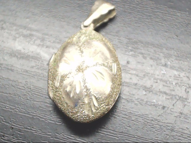 Silver Pendant 925 Silver 3.9g