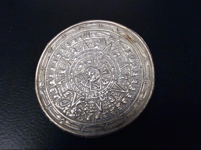 Silver Brooch 925 Silver 9.07g