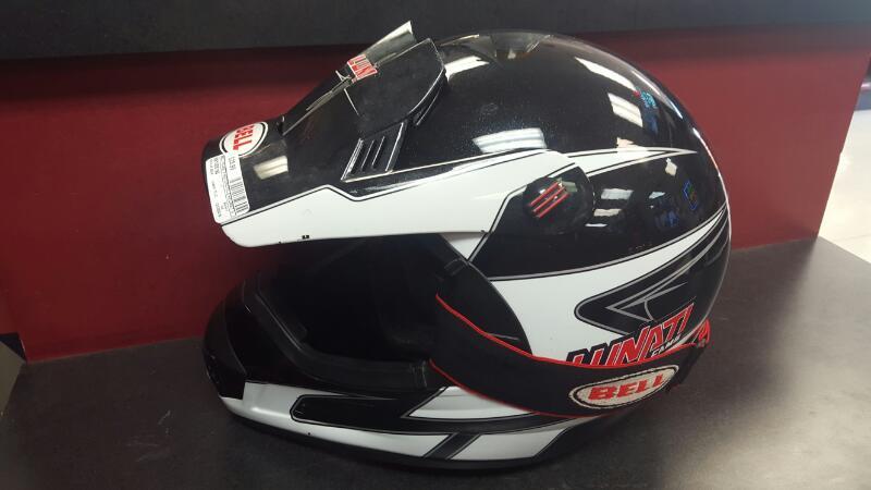 BELL HELMETS Motorcycle Helmet LUNATI CAMS
