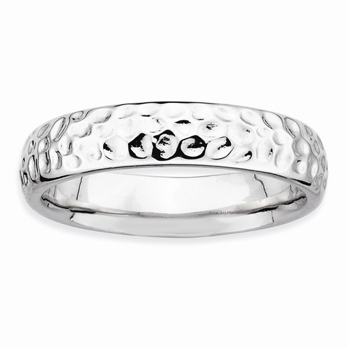 Lady's Silver Ring 925 Silver 3.95g