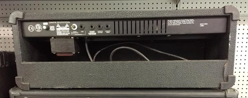 CRATE Electric Guitar Amp GLX1200H