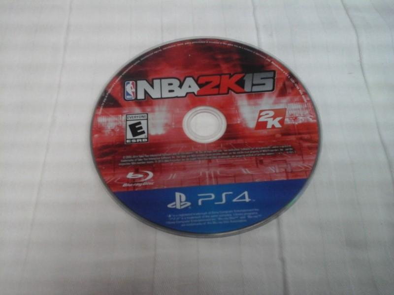 SONY PLAYSTATION 4 NBA 2K15