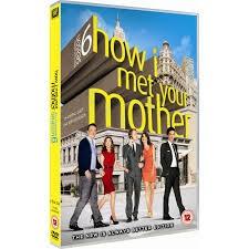 DVD BOX SET DVD HOW I MET YOUR MOTHER SEASON 6