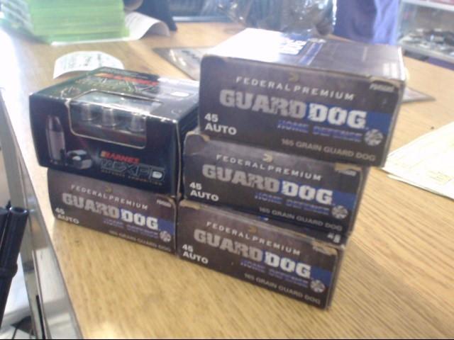 Ammunition AMMO 40 S&W RELOADS