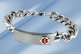 SPEIDEL MEDICAL ID BRACELET