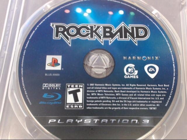 SONY PS3 ROCKBAND