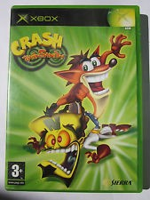 XBOX 360 CRASH TWINSANITH