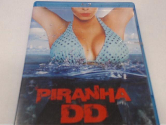 PIRANHA DD - BLU-RAY MOVIE