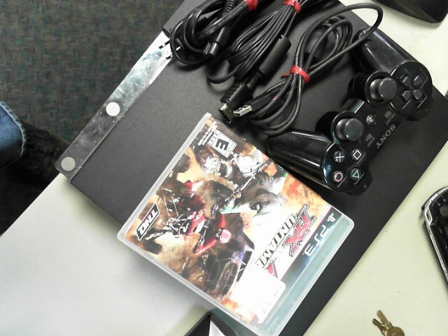 SONY Video Game System PLAYSTATION 3 - SYSTEM - 320GB - CECH-2501B
