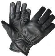 UNIK 1414 BLACK LINED ULTRA GLOVE - XSMALL