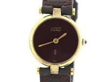 CARTIER Gent's Wristwatch MUST DE 925