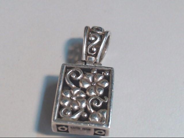 Silver Pendant 925 Silver 7.8g