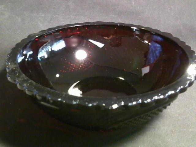AVON Glassware CAPE COD BOWL