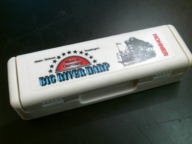 HOHNER Harmonica BIG RIVER HARP