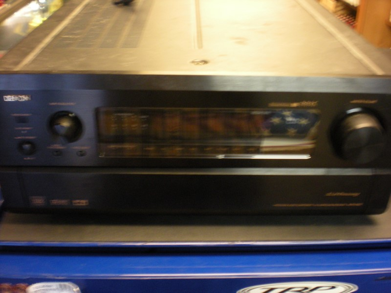 DENON Receiver AVR-5700 THX DOLBY DIGITAL AND DTS ONBOARD