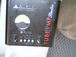 ART - APPLIED RESEARCH AND TECHNOLOGY Amplifier TUBE MP