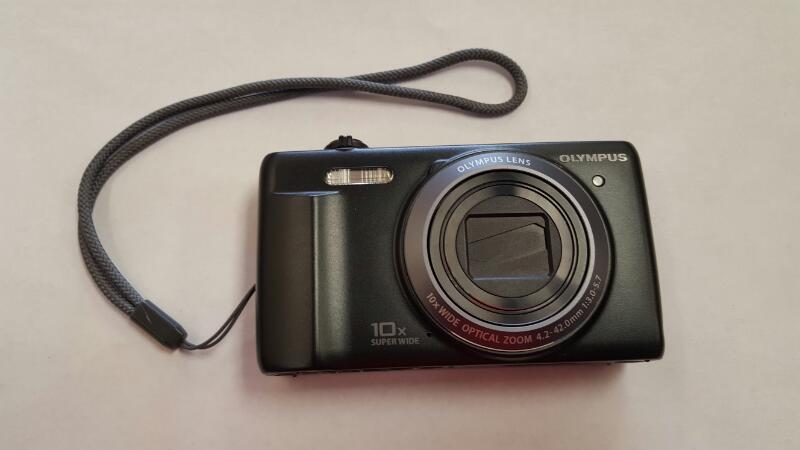 OLYMPUS Digital Camera VR-340
