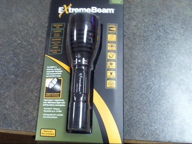 EXTREMEBEAM Flashlight M600 FUSION WEAPON MOUNTABLE LIGHT 600 LUMEN