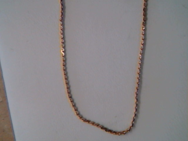 NECKLACE JEWELRY , 14KT, 2.90 GR