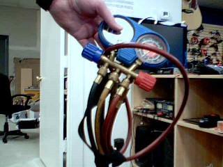 ROBINAIR Miscellaneous Tool A/C GAUGES